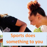 Sports together: National Sports Week